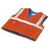 HYPERKEWL™ Evaporative Cooling Vest - Traffic Safety ANSI Class II Compliant
