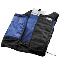 KewlFit™ FEMALE Performance Enhancement COOLING VESTS (Color: Black) Includes: Set of four 7065-V Cool Pax™ and Cooler Bag