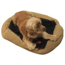 THERMAFUR™ L Air Activated Heating Dog Pad (Color: Black, Includes 4 Heat Pax™ Body Warmers)