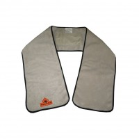 THERMAFUR™ Air Activated Heating Scarf(Includes 3 Heat Pax™ Body Warmers, Colors: Black, Khaki)